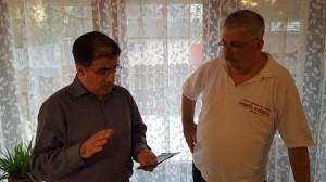 Слика и памћење: Сантово – Коста Вуковић и Радован Филаковић