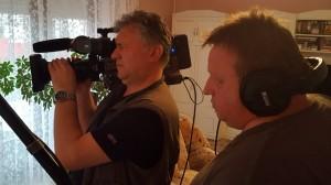 Слика и памћење: Ђорђе Шибалин и екипа МТВА у акцији у Сантову