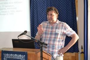На скупу у Печују учествовао је и Пера Ластић (фото: П. Мандић)